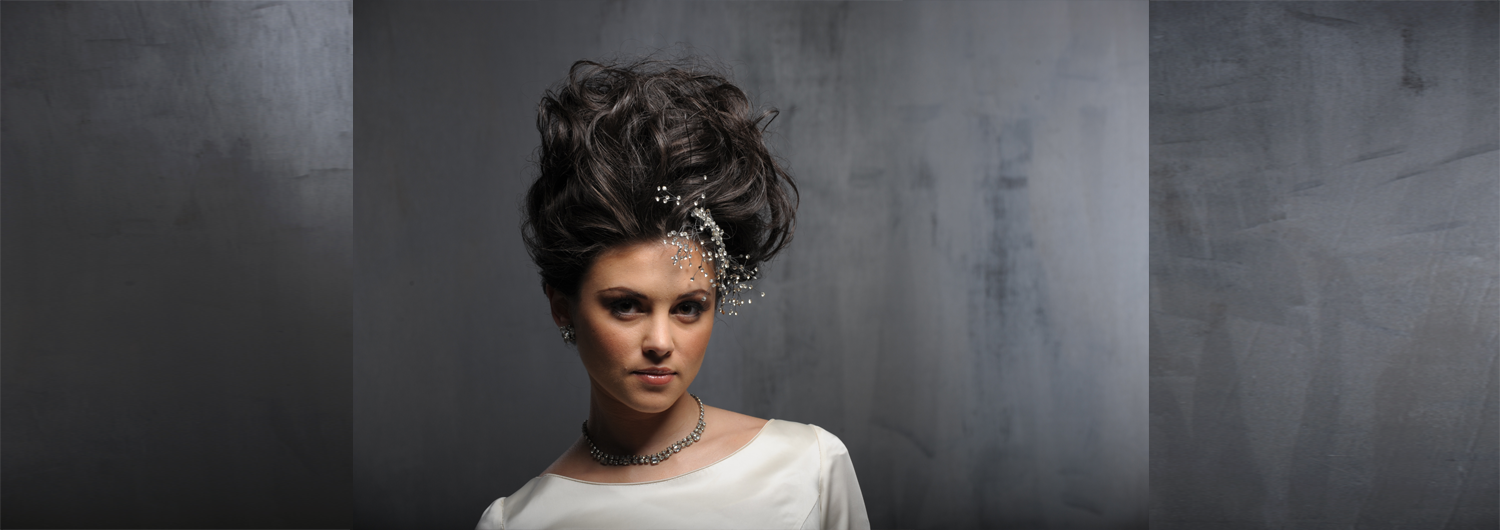 hair fashion updo