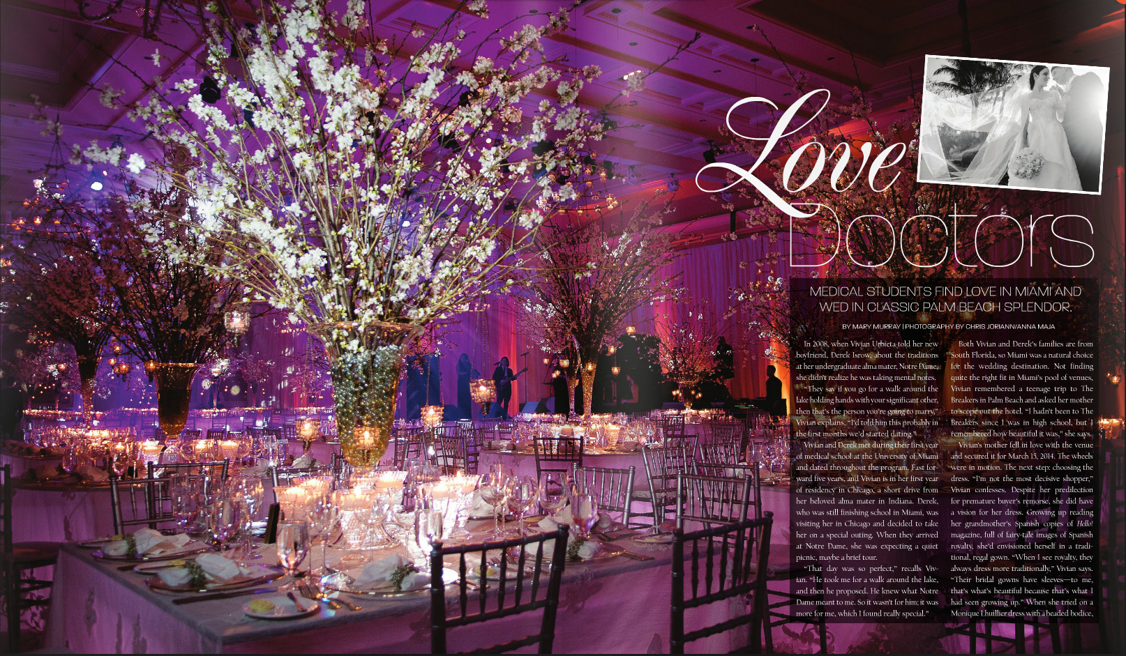 Wedding Ilrated Fall Winter Features A Bride Styled By Lisa Marie Owens At The Breakers Hotel In Palm Beach Florida